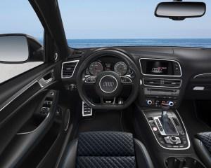 2016 Audi SQ5 TDI Plus Cockpit Interior
