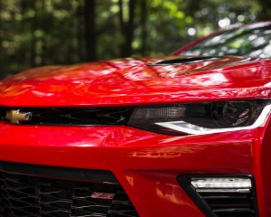 2016 Chevrolet Camaro SS Exterior Right Headlight