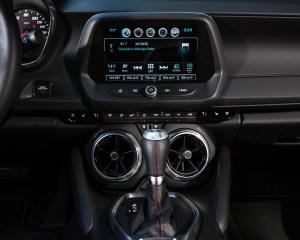 2016 Chevrolet Camaro SS Interior Center Head Unit