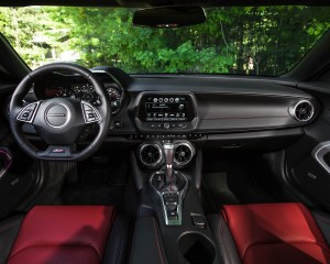 2016 Chevrolet Camaro SS Interior Dashboard
