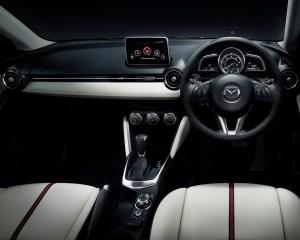 2016 Mazda 2 Interior Preview