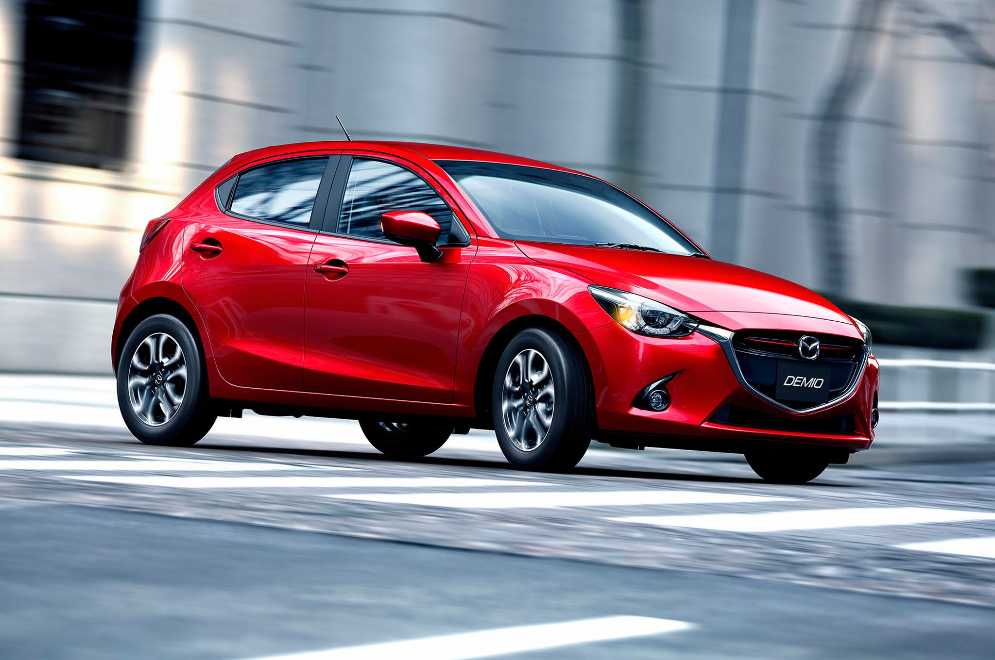 2016 Mazda 2 Preview Japanese Specs