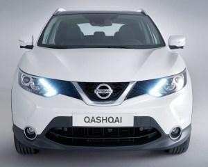 2016 Nissan Qashqai Front End Design