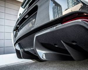McLaren 650S Spider Nürburgring 24H Rear Carbon