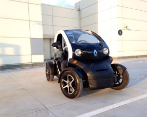 Renault Twizy Front Exterior