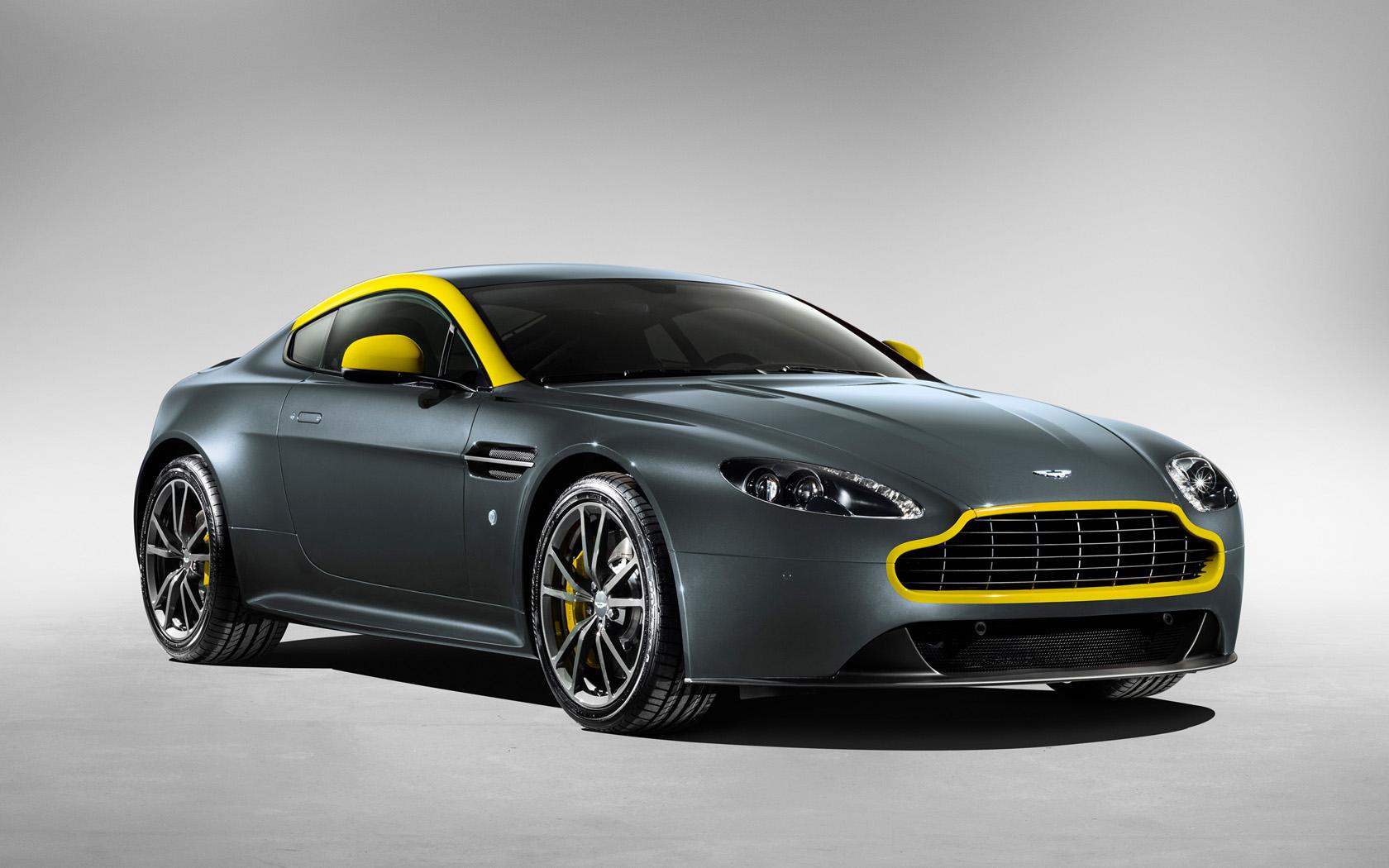 2014 Model Aston Martin V8 Vantage N430