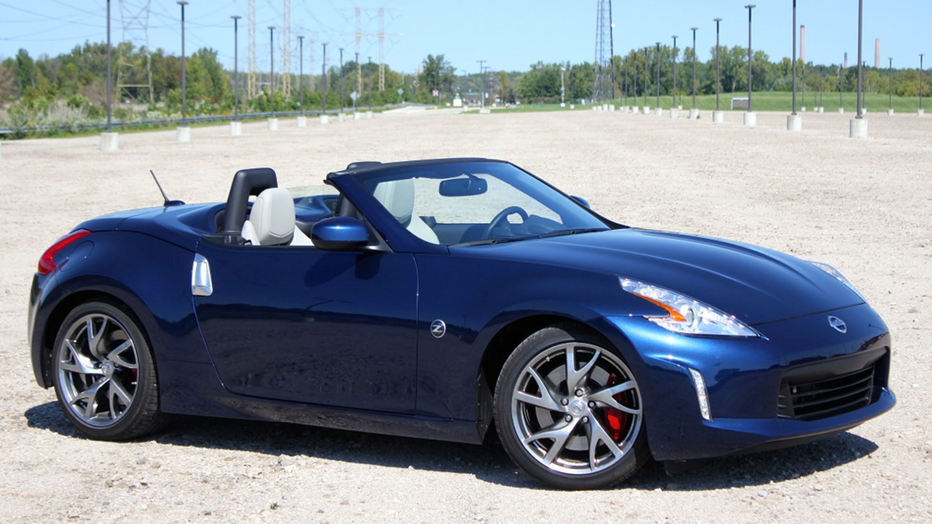 2014 Nissan 370Z Roadster Edition