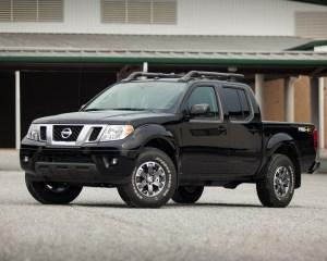 2014 Nissan Frontier Black