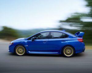 All-New 2015 Subaru WRX STI