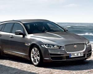 Exterior: New 2015 Jaguar XE