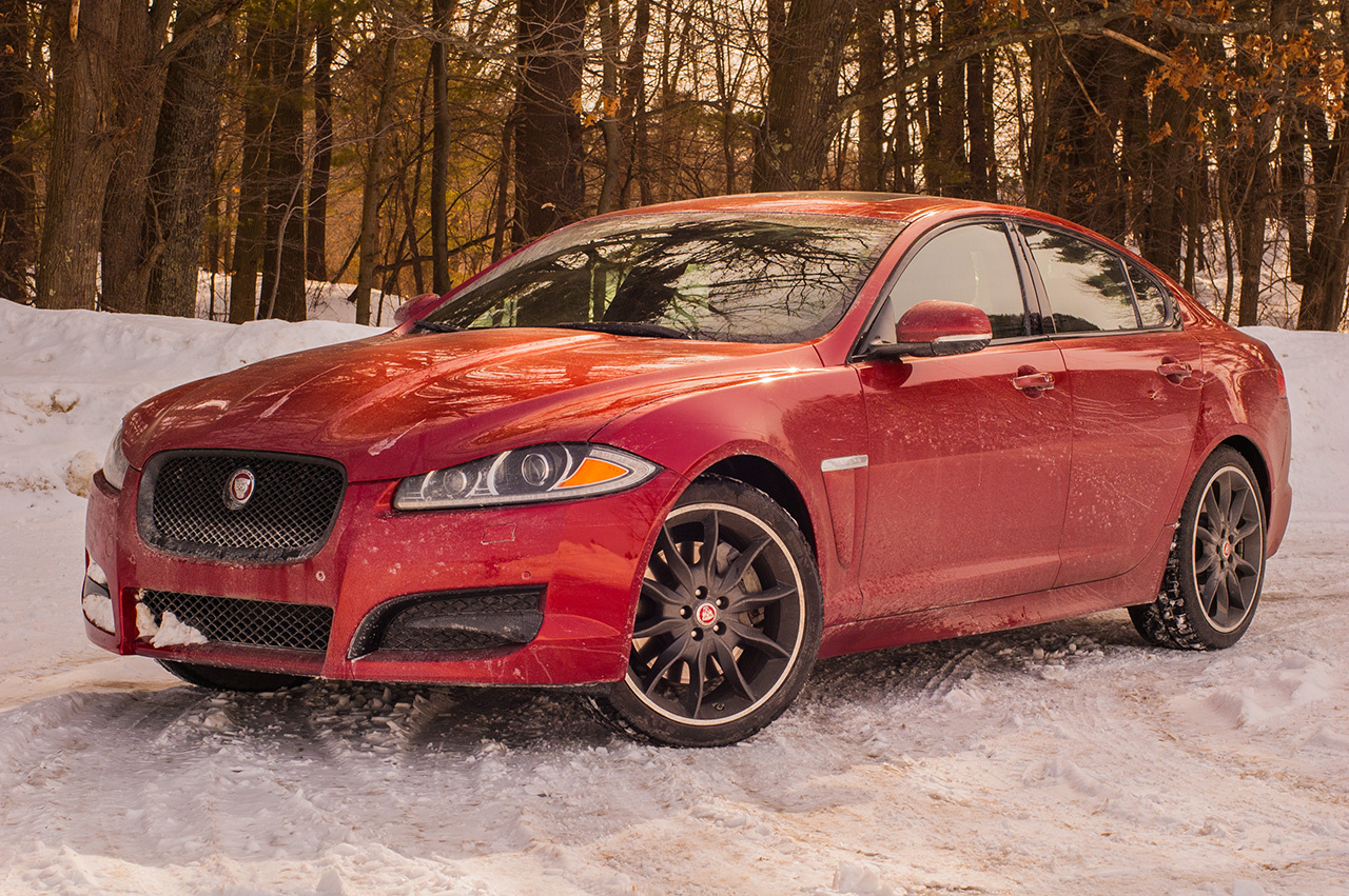 New 2015 Jaguar XF