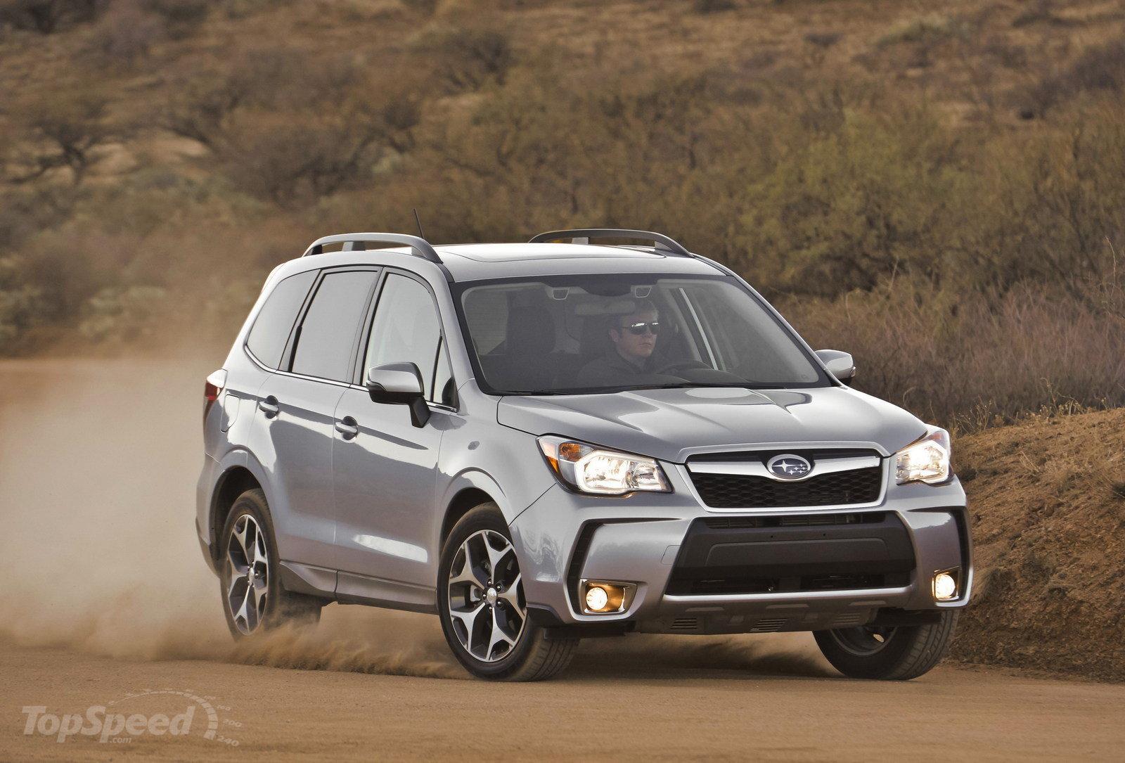 Performance Test: 2015 Subaru Forester