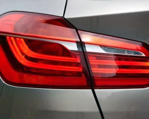 2015 BMW 225i Active Tourer Exterior Taillight