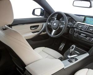 2015 BMW 428i Gran Coupe Interior Cockpit