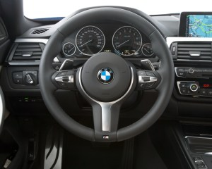 2015 BMW 428i Gran Coupe Interior Steering