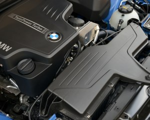 2015 BMW 428i Gran Coupe M Sport Turbocharged 2.0-Liter Inline-4 Engine