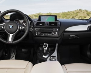 2015 BMW M235i xDrive Interior