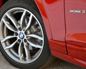 2015 BMW X4 xDrive35i Exterior Wheel