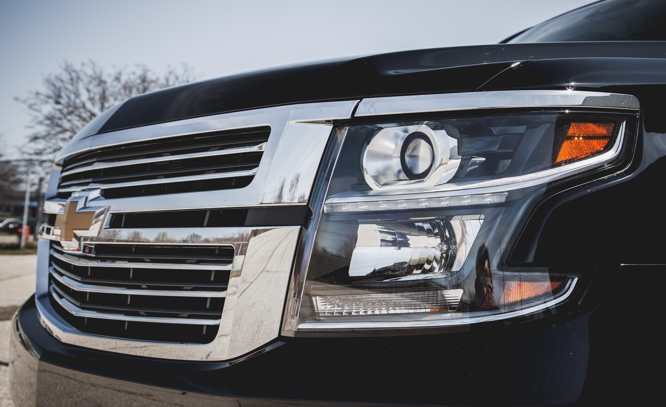 2015 Chevrolet Suburban LTZ Exterior Headlight
