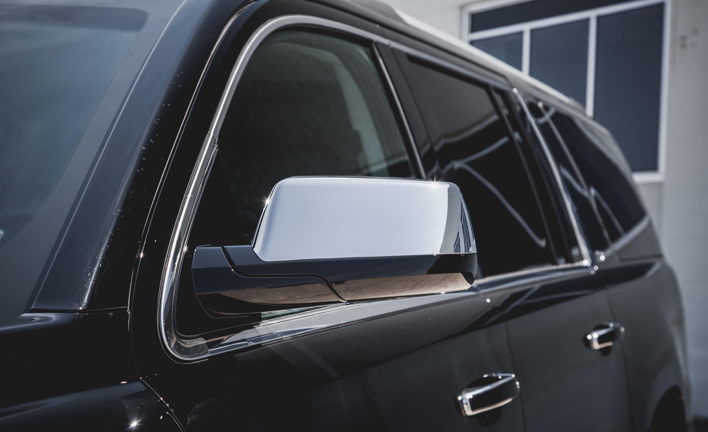 2015 Chevrolet Suburban LTZ Exterior Side Mirror