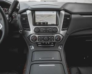 2015 Chevrolet Suburban LTZ Interior Head Unit