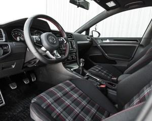 2015 Volkswagen GTI Interior Front