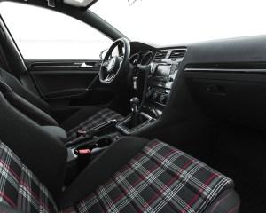 2015 Volkswagen GTI Interior Passenger Dash