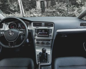 2015 Volkswagen Golf TSI Interior
