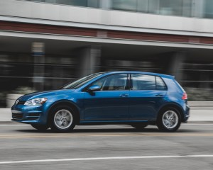 2015 Volkswagen Golf TSI Test Drive