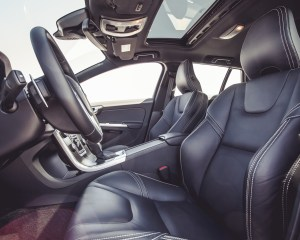 2015 Volvo V60 Interior Cockpit Seat