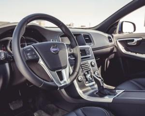 2015 Volvo V60 Interior Steering