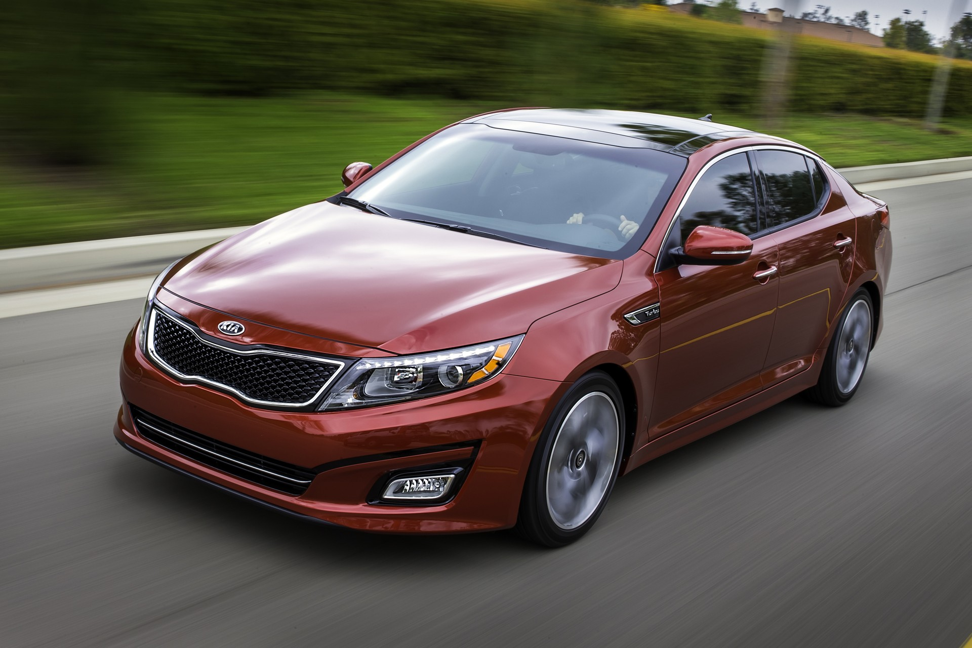 2015 Kia Optima Gets Updated Cabin Tech, Refinement