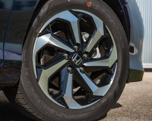 2016 Honda Accord EX Exterior Wheel