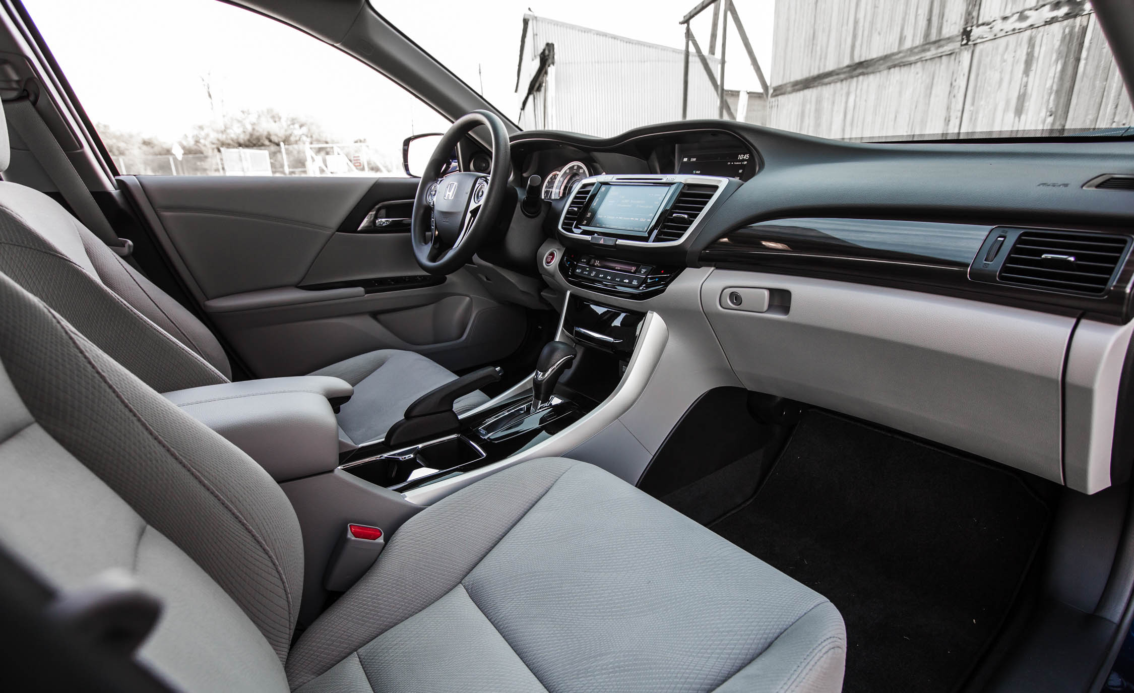 2016 Honda Accord EX Interior Front