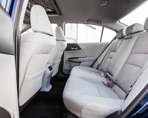 2016 Honda Accord EX Interior Rear