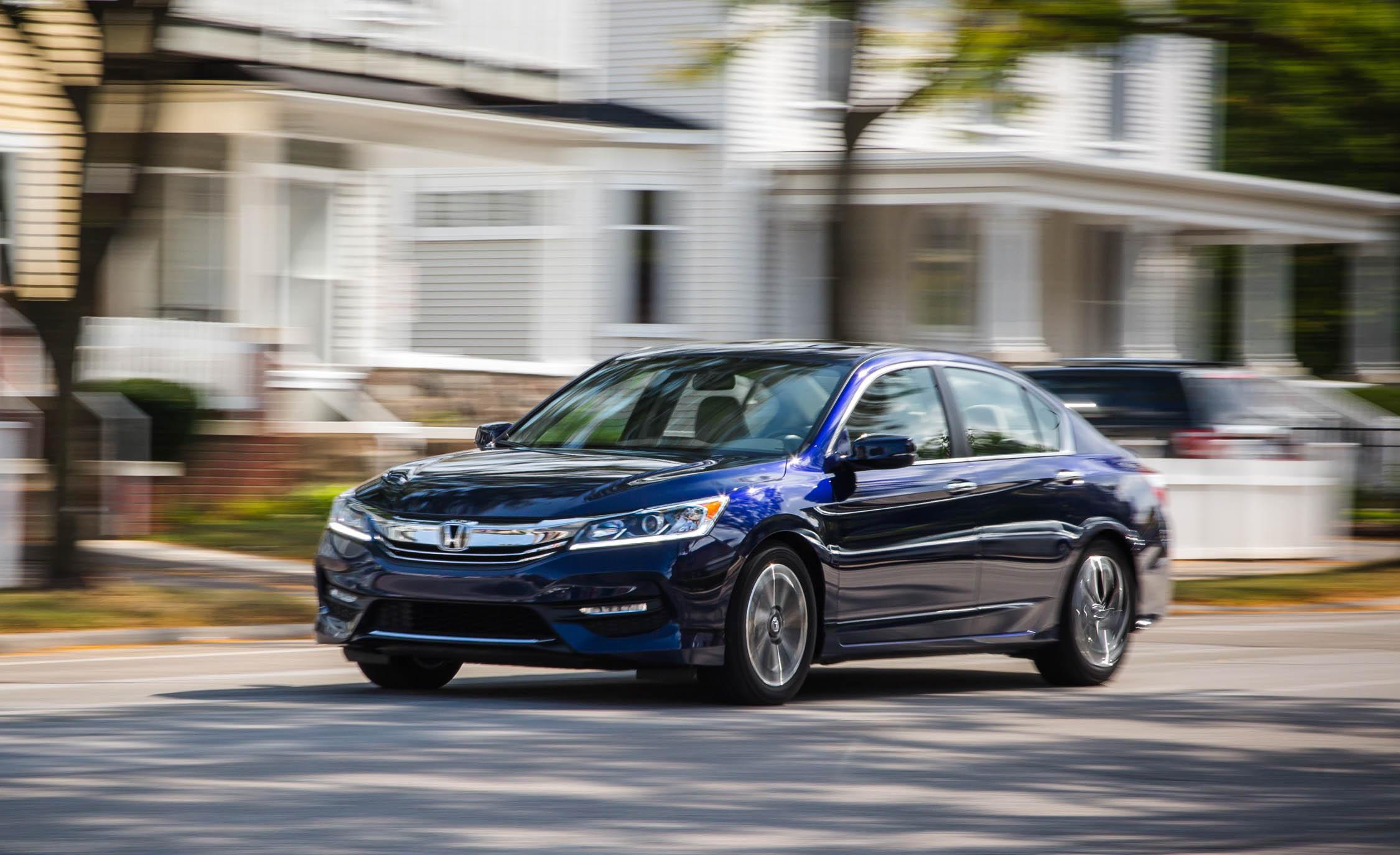 2016 Honda Accord EX Test Drive