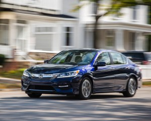 2016 Honda Accord EX Test Drive