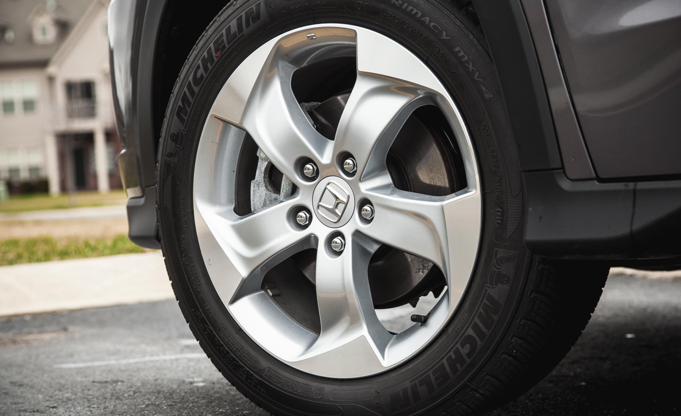 2016 Honda HR-V Exterior Wheel