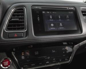 2016 Honda HR-V Interior Center Head Unit