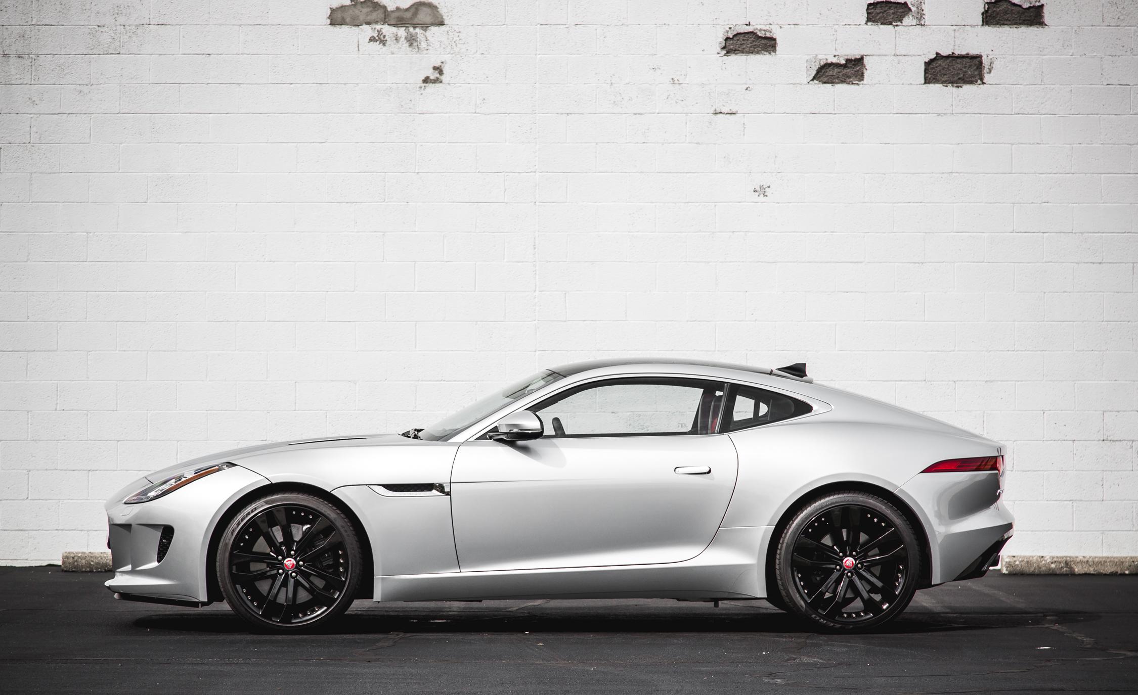 2016 Jaguar F-Type S Exterior Side