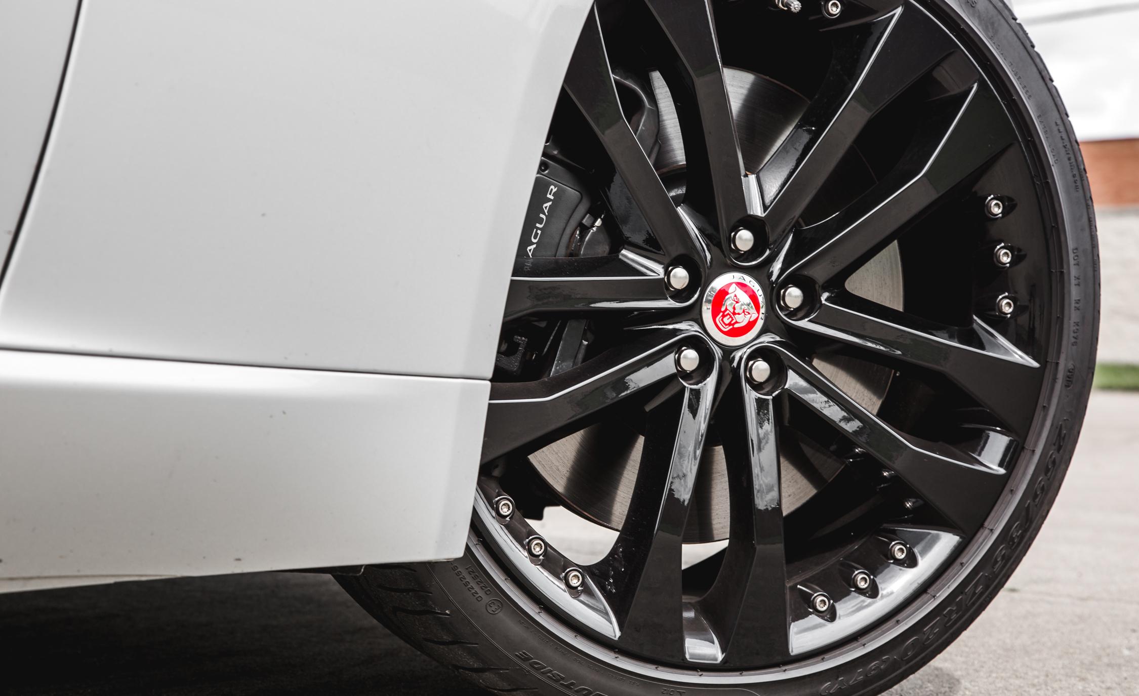 2016 Jaguar F-Type S Exterior Wheel