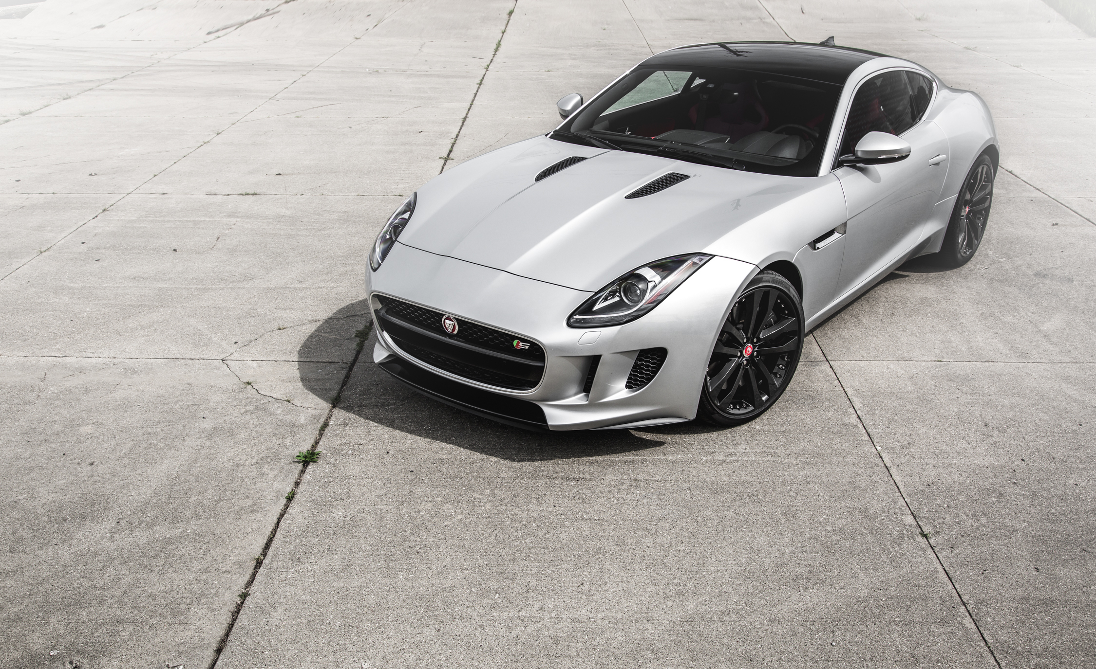 2016 Jaguar F-Type S Exterior