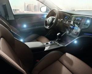 2016 Renault Talisman Front Seats Interior