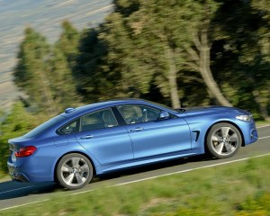 BMW 4 Series Gran Coupe 2015