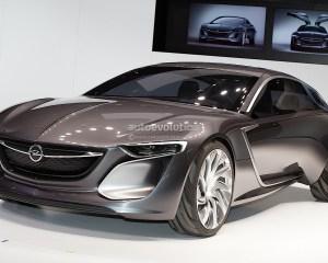 Concept: New Opel Insignia 2016