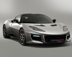 Front Exterior: 2016 Lotus Evora 400