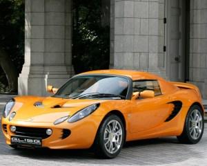 Lotus Eco Elise 2008