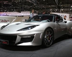 Motor Show: New 2016 Lotus Evora 400