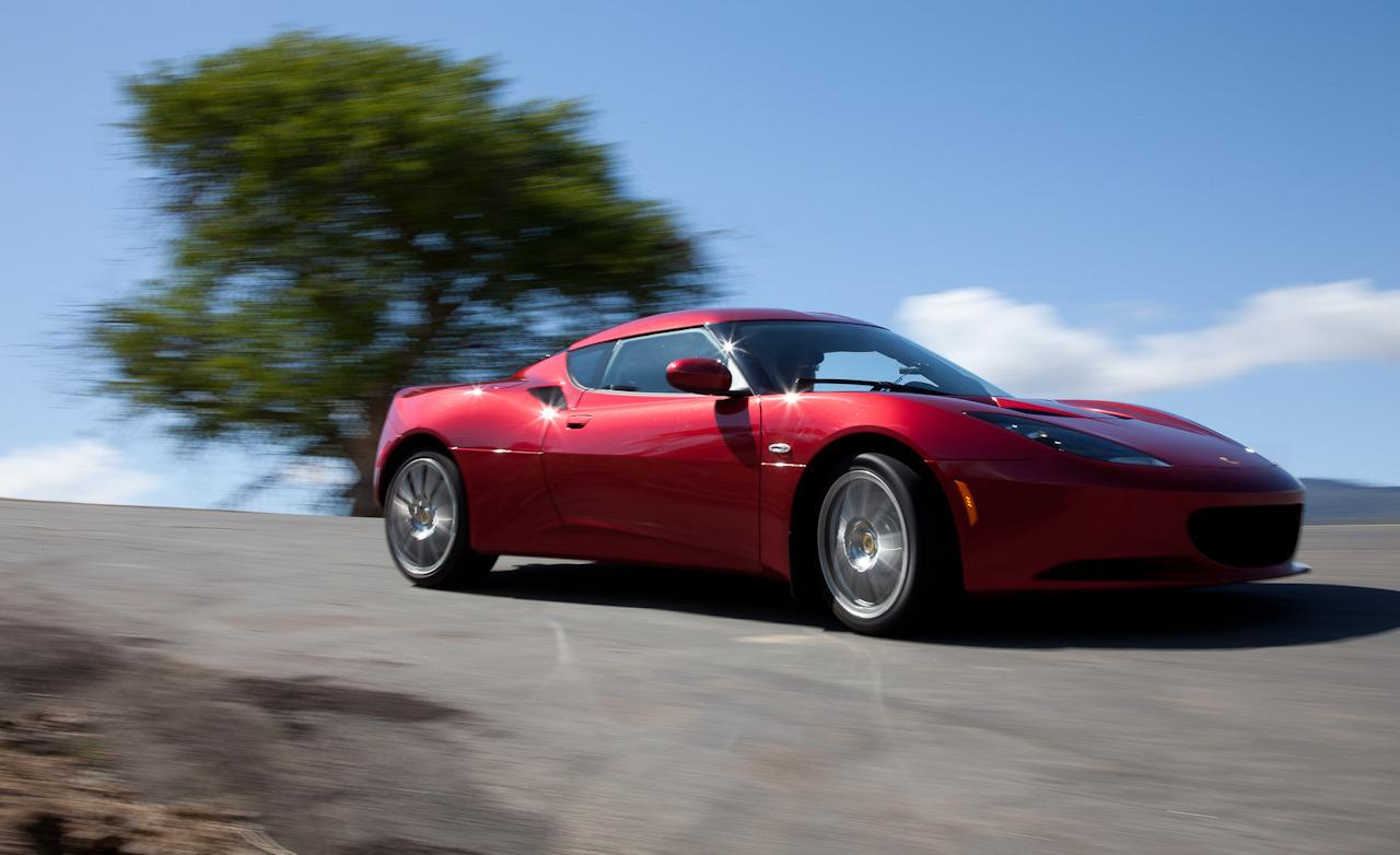 Performance: 2010 Lotus Evora