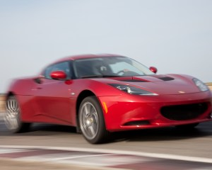 Performance Test: 2010 Lotus Evora